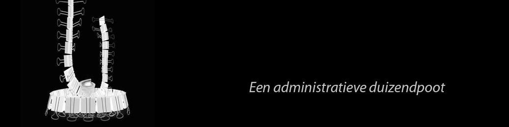 Backup Administratie